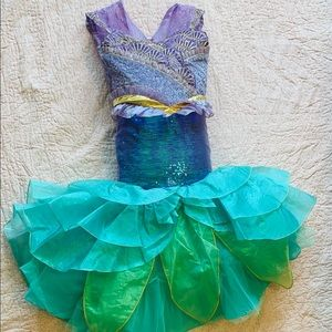 Disney Ultimate Collection Little Mermaid Costume
